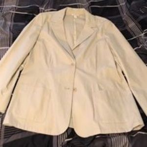 Women's Jacket Appleseed's Size 18 Lightly Used
